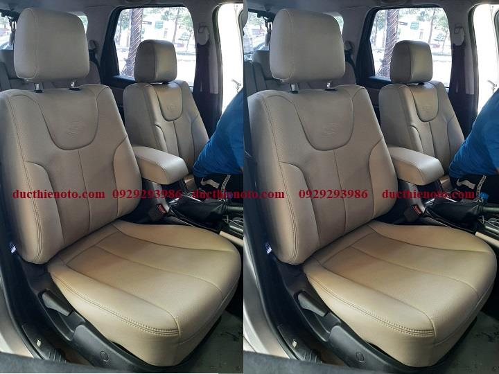 BỌC ĐỆM DA FORD ESCAPE 2009-2011